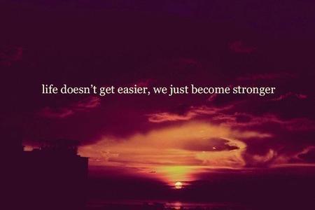 I'am strong enough