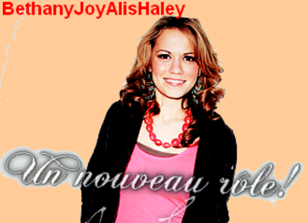 Bethany Joy Dans La Serie Csi