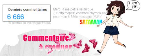 「  Fofolle Ambulante 」 Satanique †  ● Mangeuse de gâteaux  «Rêveuse»