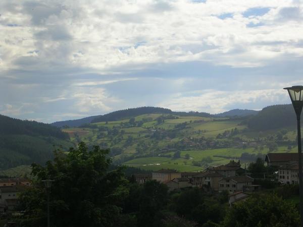 Quelques photos du paysage de mes vacances