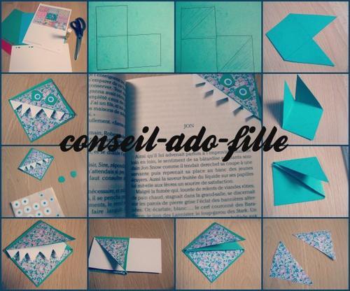 DIY marque-pages