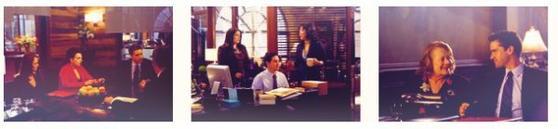 Les épisodes de la saison 1  : Episode et Stills  [Inspi Article]