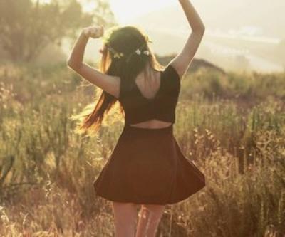 Parfois on n'a juste envie, de partir loin, loin de tout et être libre.