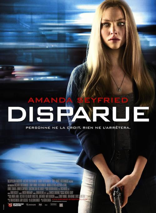 DISPARUE - LE 23 MAI AU CINEMA