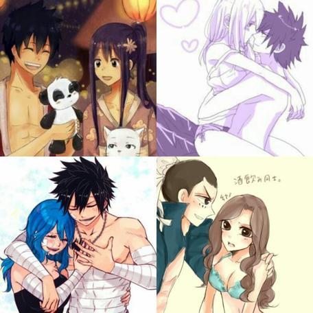 vos couples préféré