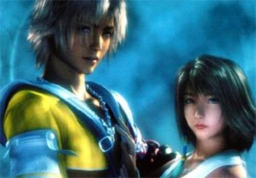 L'amour dans Final Fantasy