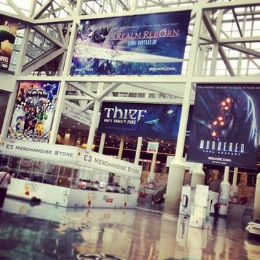 l'E3 nous dévoile ses surprises...