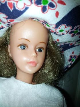 Tressy poupée de mon enfance
