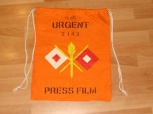 Sac - PRESS FILM - Signal corps ....