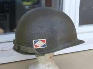 Casque 1ére armée française WW2 ( Pour Jazz ) ....