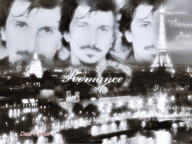 Paris, capitale de...L'Amour?