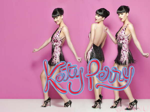 Katy Perry & Les Lapins Crétins Kinect
