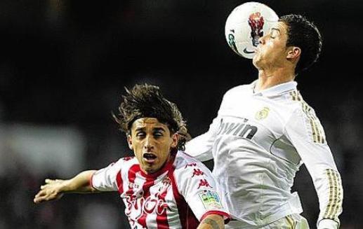 34eme Journée : Real Madrid 3-1 Sporting Gijon