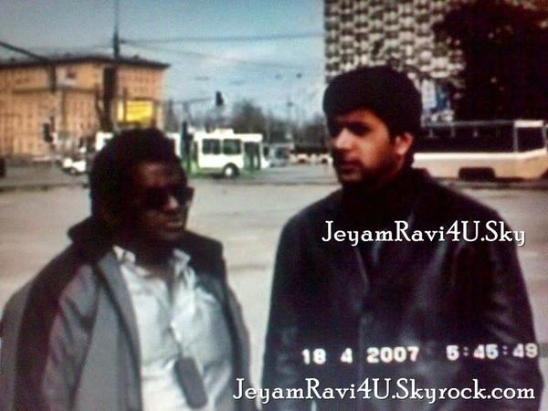 UNSEEN NEW PIC OF Jeyam ravi