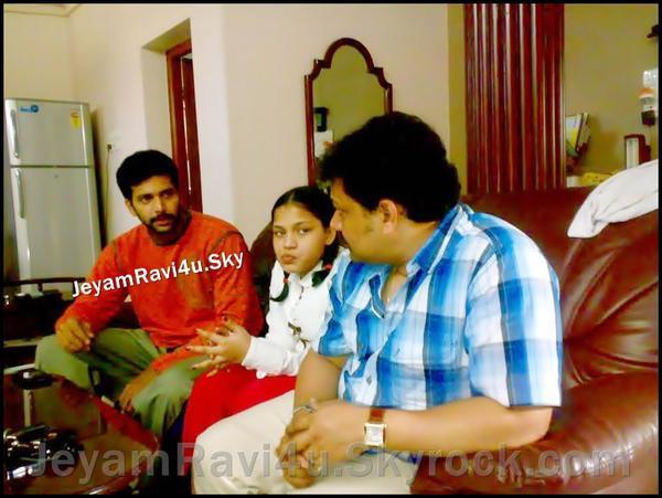 Jayam ravi : new pic and news updates