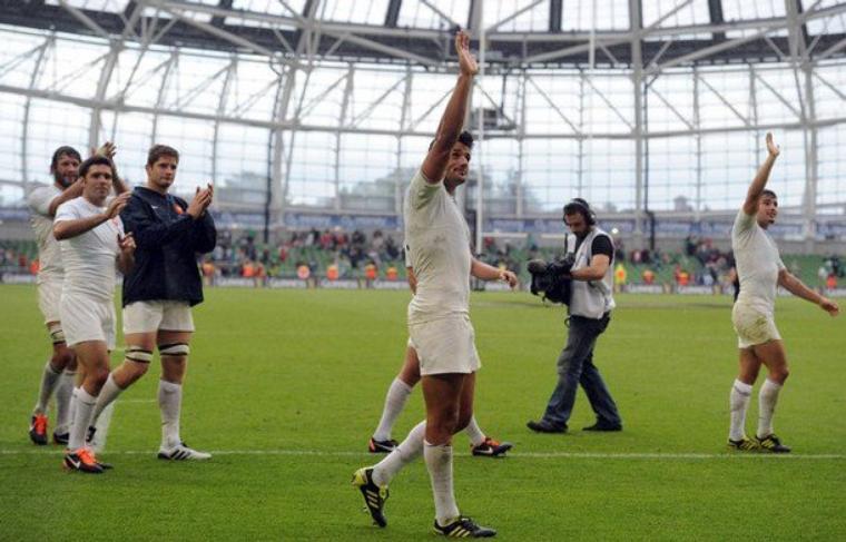 Irlande 22 - 26 France