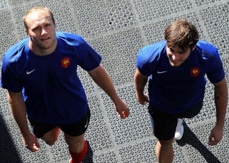Julien Bonnaire & Alexis Palisson