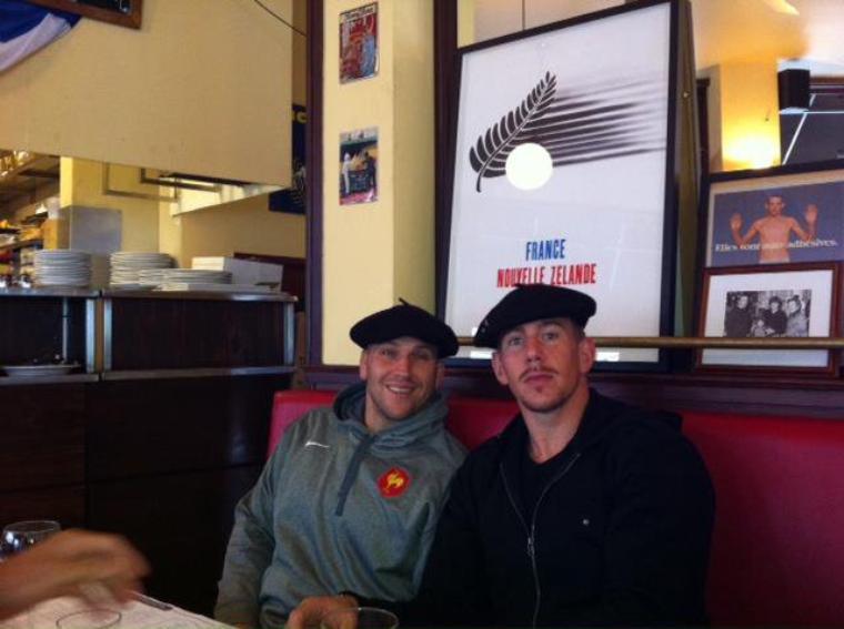 Fabien Barcella & Imanol Harinordoquy