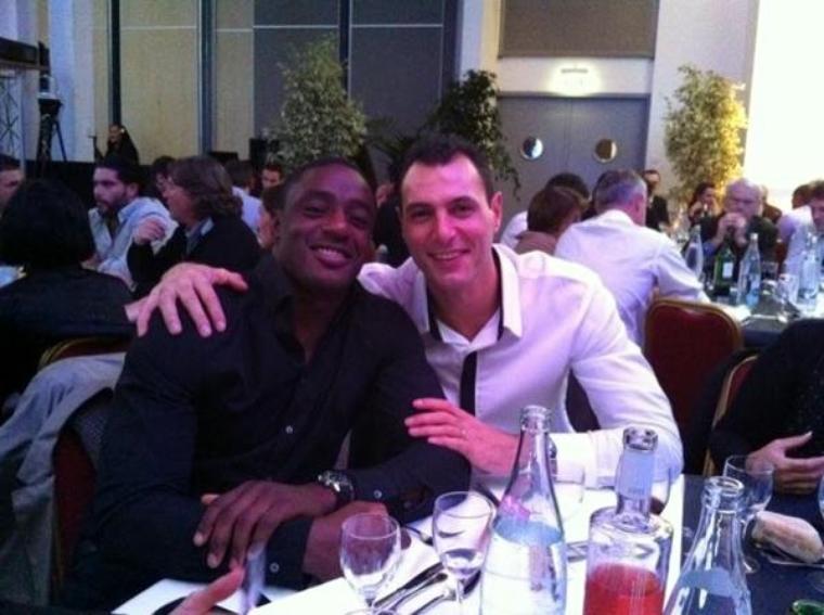 Yannick Nyanga & Jérôme Fernandez