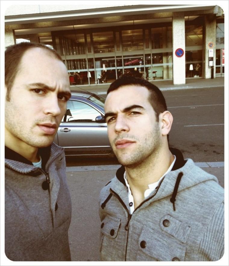 Sergio Parisse & Gonzalo Canale
