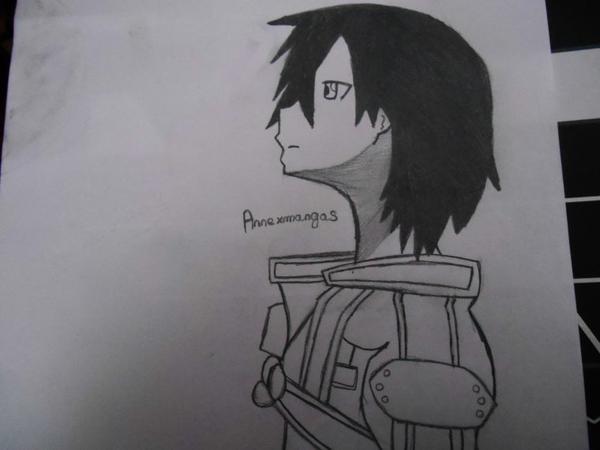 Kirito (sword art online) fait par moi