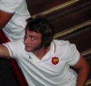 Célébrités aux Championnats du monde de judo 2011