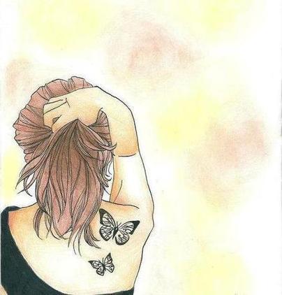 - Ne trouve pas l'amour, laisse l'amour te trouver. C'est pourquoi ça s'appelle tomber amoureux, parce que tu te forces pas, tu tombes seulement. -