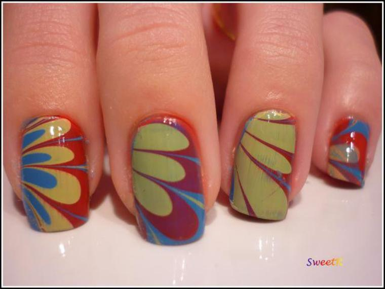 water marble.