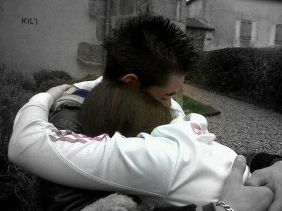Mon amour ! Kévin . ♥