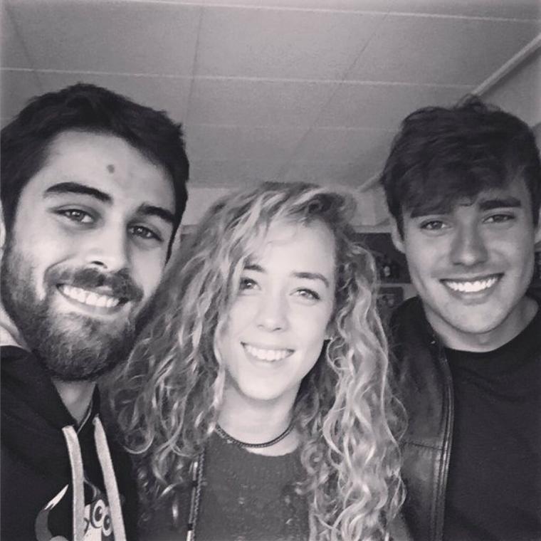 Tournages à Madrid pour le film de Tini