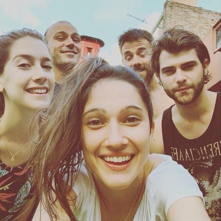 Diego et Clara & Mechi - Retour à Buenos Aires