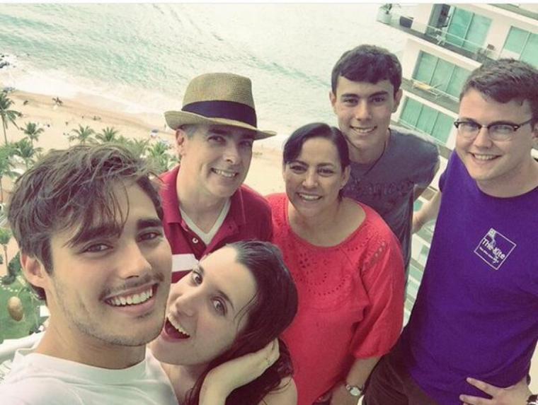 Jorge - Shopping et retrouvailles entre famille et amis
