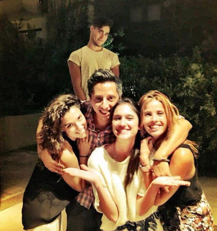 Cande Ruggero - Retrouvailles à Buenos Aires avec Lodo, Alba, Facu et Jorge