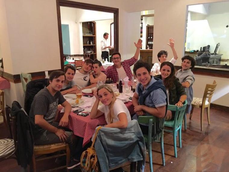 Jorge - Vacances en famille