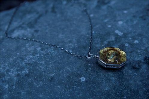 3ème Horcruxe - Le médaillon de Serpentard