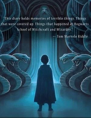 HARRY POTTER Tome 2 : Et la chambre des secrets