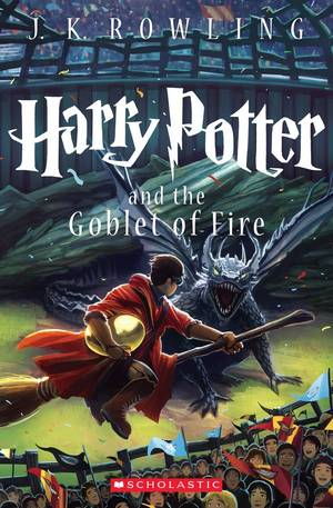 HARRY POTTER Tome 4 : Et la coupe de feu
