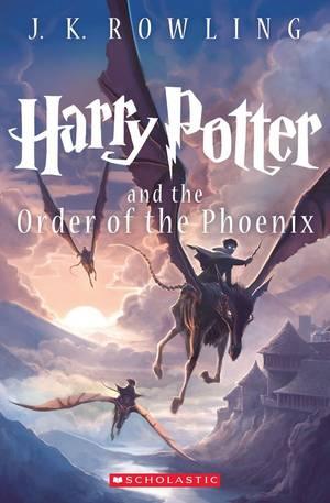 HARRY POTTER Tome 5 : Et l'ordre du Phénix
