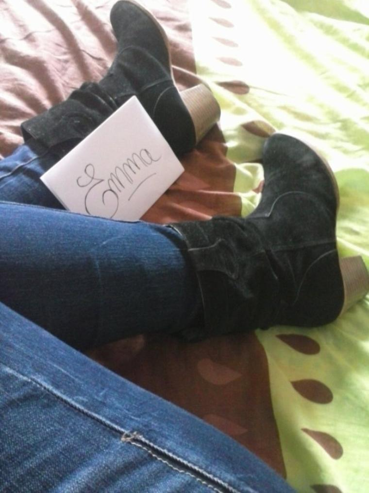 concours de pieds ;)