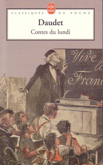 Contes du lundi d'Alphonse Daudet