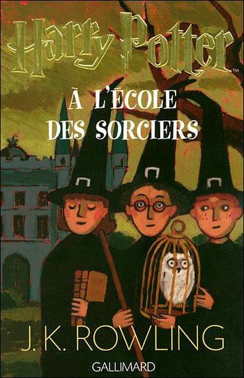 Harry Potter    de J.K Rowling