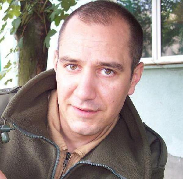 Lieutenant   Mathieu Gaudin