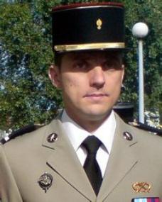 Adjudant  Hervé Enaux