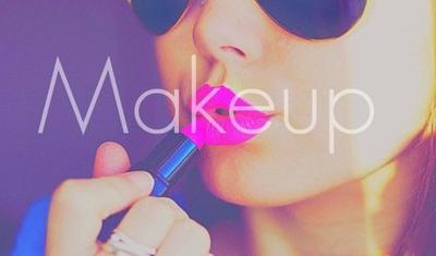 Faux-pas maquillage.