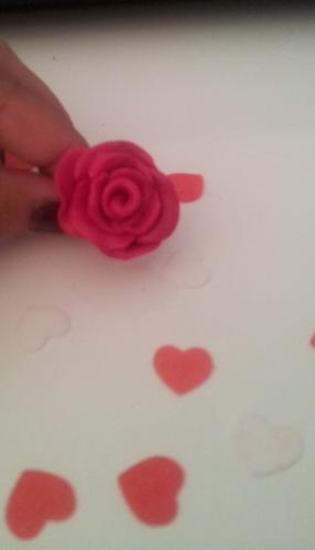 ... La bague Fleur ...