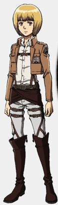 Shingeki no Kyojin - Armin ?
