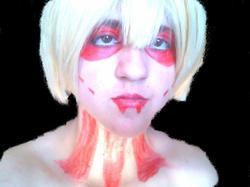 Test Makeup - Annie Titan