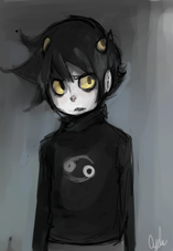 Homestuck - KarKat Test