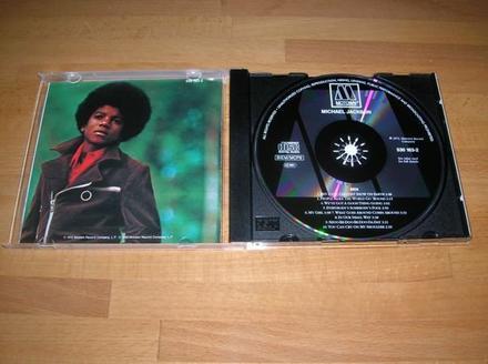CD Ben  Michael Jackson .