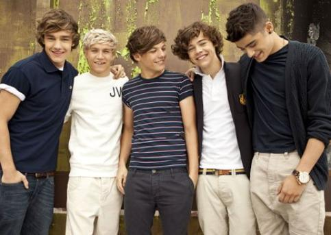 One Direction ==> USA <3